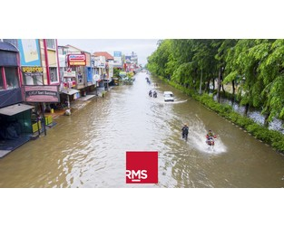 RMS Models Offer New Probabilistic Approach to Simplify Flood Management Across Southeast Asia