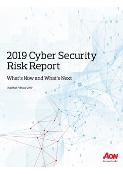 2019 Cyber Security Risk Report