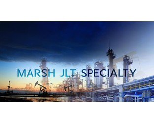 """Energy and power rate hardening driven by """"wider"""" market issues: Marsh JLT Specialty"""