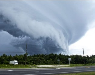 Spring into Action: U.S. Severe Convective Storm Season Spins Up