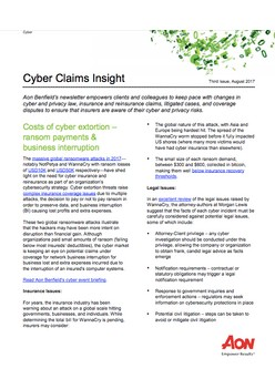 Cyber Claims Insight