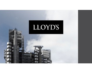 Lloyd's hones focus to three Blueprint One projects for 2020