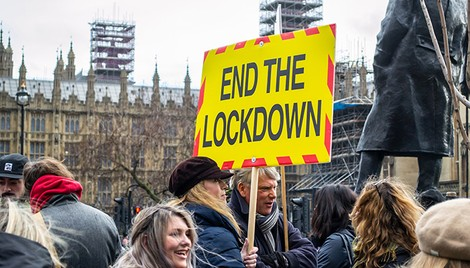 In Full: Soaring civil unrest the top political risk facing companies