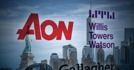 Analysts react positively to Aon-WTW-Gallagher deal