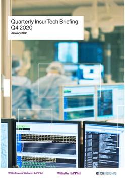 Quarterly InsurTech Briefing - Q4 2020