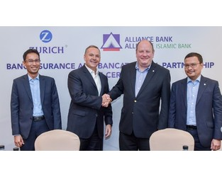 Malaysia: Insurer looks to bancassurance and bancatakaful for digital growth