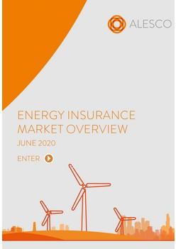 Energy Insurance Market Overview, June 2020