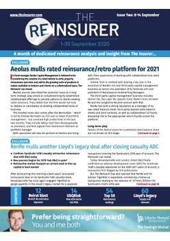 The ReInsurer: Issue 2