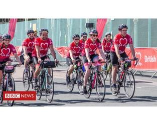 Coronavirus: London to Brighton Bike Ride cancelled - BBC