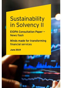 Sustainability in Solvency II