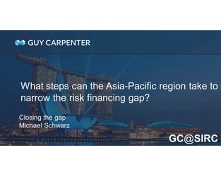 Closing The Gap: Insurance Penetration And Public Sector Risk Financing In Asia Pacific