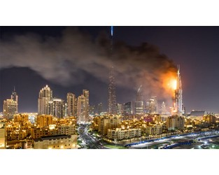 UAE: Cabinet passes resolution to require installation of fire detectors in residences