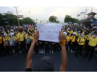 Future Trends — Parliamentary Diversity, Human Evolution, Bangkok Protests - Vision Of Humanity