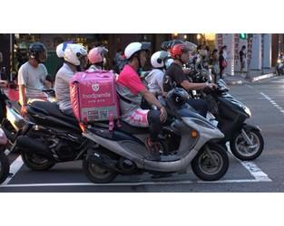 Taiwan: Mandatory insurance for Uber Eats, Foodpanda drivers