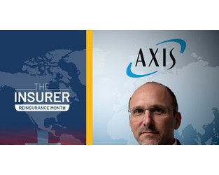 """Axis Re's Hottinger: The market needs to """"move substantially"""" - The Insurer"""