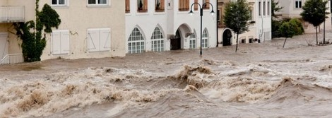 European Floods and the Relationship with the North Atlantic Oscillation