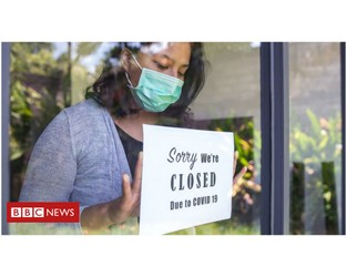 Insurers must pay many small firms for Covid lockdown losses - BBC