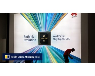 Trade war between US and China follows Huawei to Africa - SCMP