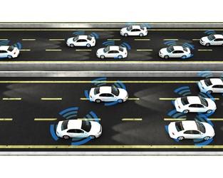 Autonomous Car Makers Dispute Insurance Study's Low Estimate of Crashes