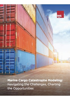 Marine Cargo Catastrophe Modeling: Navigating the Challenges, Charting the Opportunities