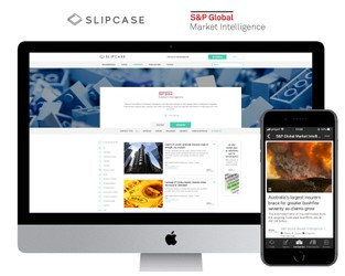 Slipcase Welcomes S&P Global Market Intelligence