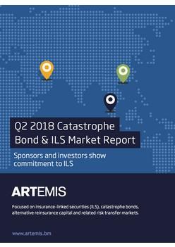 Q2 2018 Catastrophe Bond & ILS Market Report