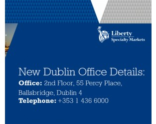 Liberty Specialty Markets Dublin Move...