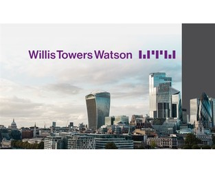 Willis UK bonuses paid but no retention packages in place