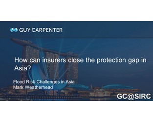 Flood Risk Challenges In Asia
