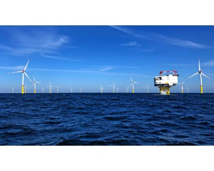 Germany's Merkel Puts on Tarnished Climate Crown to Open Baltic Sea's Largest Wind Farm – gCaptain