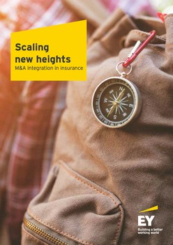 Scaling new heights:  M&A integration in insurance