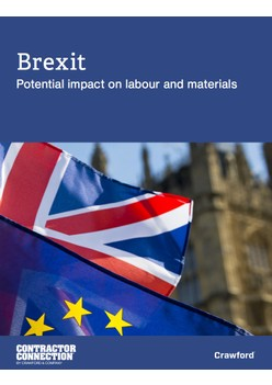 Brexit: Potential impact on labour and materials