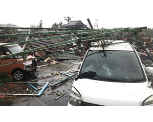 Reinsurers fear major flood loss from Hagibis