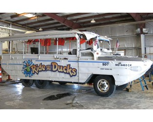 NTSB: Failure to Heed Warnings Led to Missouri Duck Boat Sinking