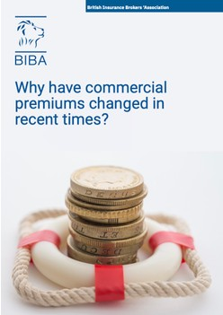 Why have commercial premiums changed in recent times?