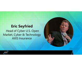 AXIS Strengthens Cyber Leadership With Senior U.S. Hire