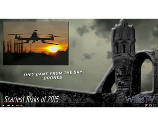 Scariest Risks of 2015
