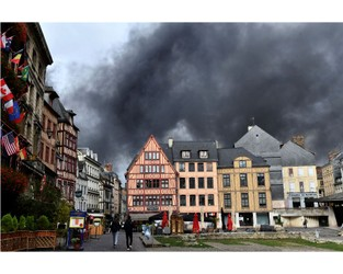 Buffett-Owned Chemical Firm Lubrizol Faces Lawsuits After Fire in Rouen, France