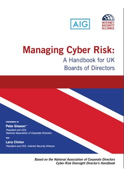 Managing Cyber Risk: A Handbook for UK Boards of Directors