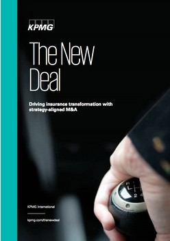 The New Deal: Driving insurance transformation with strategy-aligned M&A