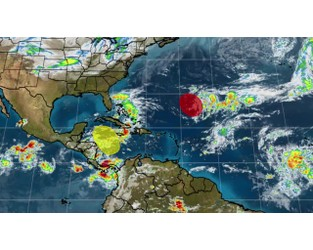 Video: We Are Watching Two Areas for Possible Development in the Atlantic - The Weather Channel