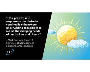 AXIS Insurance Expands Management Liability Team With Four Senior Underwriting Hires