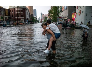 Who Pays for the Rising Cost of Natural Disasters: QuickTake Q&A - Bloomberg