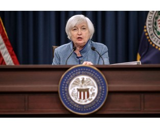 How the Fed Joined the Fight for Climate Change