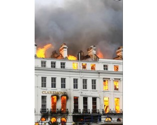 14 historic building blazes in East Sussex since Notre Dame fire - Hastings Observer
