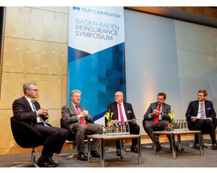 Baden-Baden Reinsurance Symposium Addresses Industry-wide Impact of Disruption