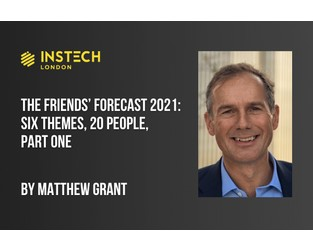 The Friends' Forecast 2021 – Six themes, 20 people, Part One