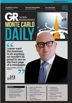 Global Reinsurance - Global Reinsurance Monte Carlo Daily 3