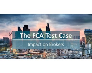 Video: The FCA test case: impact on brokers