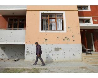 Azerbaijan says Armenian shelling killed civilian in Terter, damaged train station - Reuters